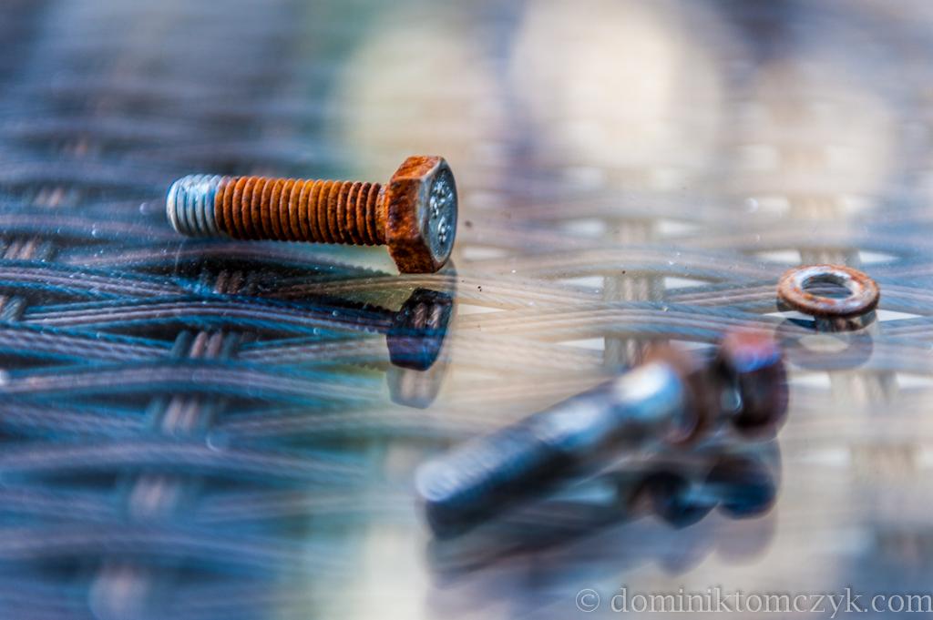 screw, śrubka, śruba, śruba metalowa, metal screw