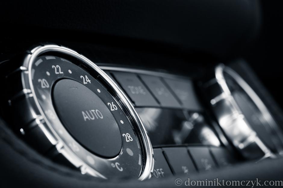 Mercedes-Benz, samochód, car, salon samochodowy, car showroom, Kraków, Nikon D700,