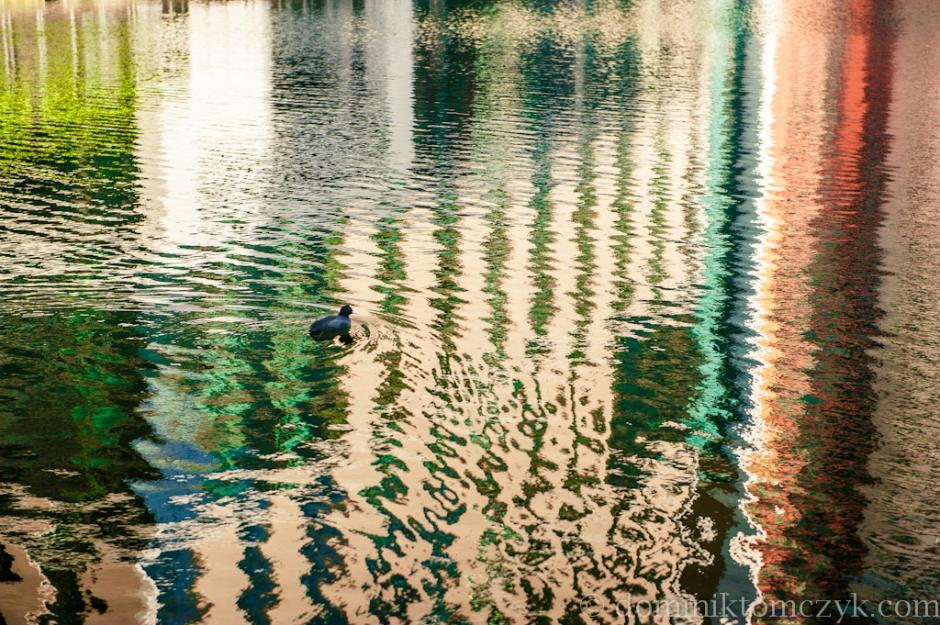 impressionism, impresjonizm, reflection, odbieicie, reflection in water, odbicie w wodzie, photography, Nikon D700, Nikon D800, photographic Impressionism, fotograficzny impresjonizm