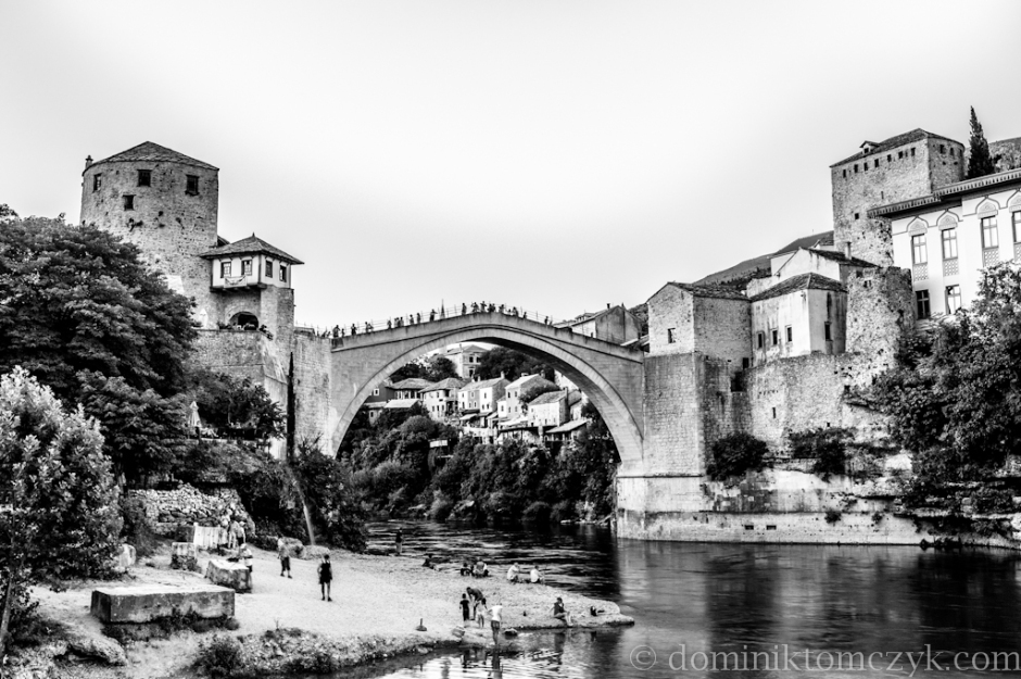 Mostar, Stary Most, Mostar Stari Most, Bośnia i Hercegowina, Bosnia and Herzegovina, Nikon D700, Nikon D800, Stary Most w Mostarze, kamienny most, stone bridge, dziedzictwo kultury UNESCO, UNESCO cultural heritage, Old Bridge in Mostar, Stone Bridge in Mostar