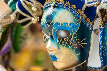 Venetian mask, maska wenecka, Wenecja, Venice