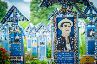 Rumunia, Sapanta, Wesoły Cmentarz, -8921