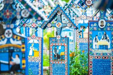 Rumunia, Sapanta, Wesoły Cmentarz, -8923