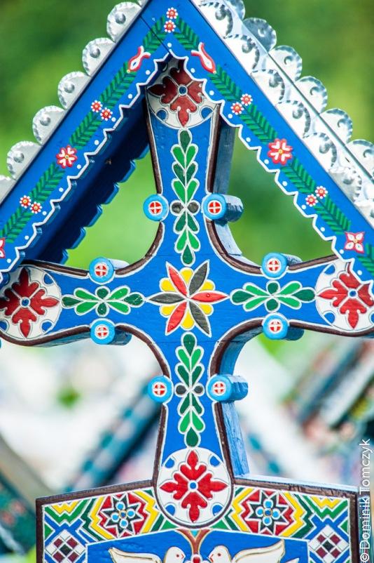Rumunia, Sapanta, Wesoły Cmentarz, -8929