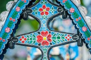 Rumunia, Sapanta, Wesoły Cmentarz, -8939