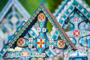 Rumunia, Sapanta, Wesoły Cmentarz, -8942