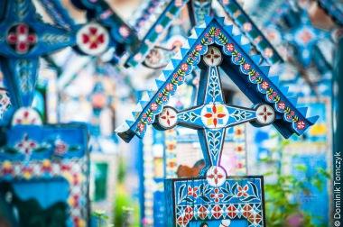 Rumunia, Sapanta, Wesoły Cmentarz, -8930