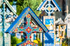 Rumunia, Sapanta, Wesoły Cmentarz, -9073