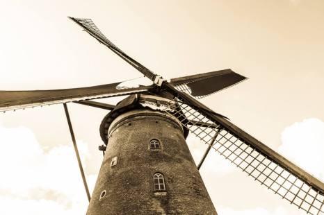 Holandia- Kinderdijk-80485-2