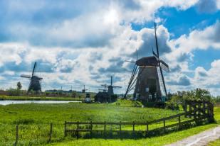 Holandia- Kinderdijk-80491