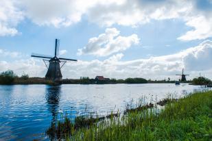 Holandia- Kinderdijk-80504